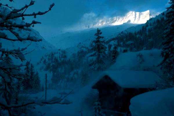 Winter Chinook Storm